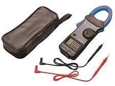 BGS Digital Zangen Multimeter Stromzange Stromprüfer Zangenamperemeter Messzange