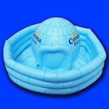 Sombrero galleggiante Birra Corona extra porta birre piscina party igloo kit