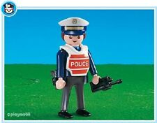 Playmobil 7798 Police Chief rescue series NEW never used figure toy 146