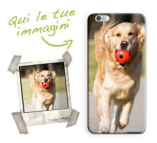 PERSONALIZZA LA TUA COVER CASE TPU PER APPLE IPHONE 5 / 6 / 7 CON LA TUA FOTO