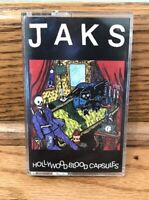 JAKS - Hollywood Blood Capsules (Cassette Tape - 1994 - Choke Records) HARDCORE