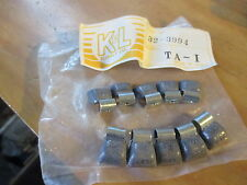 NOS K&L 10g 10 Gram Wheel Weights Yamaha 1973 1974  TA TA-I TA125 32-3994 QTY10