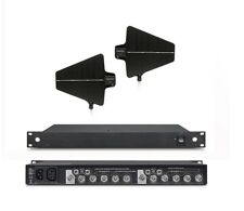 Antenna Amplifier Distribution System For Stage Performance Wireless Microphones