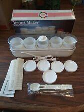Salton Yogurt Maker in Box