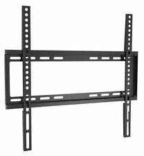 """NEW BRATECK ECONOMY ULTRA SLIM FIXED TV WALL MOUNT FIT FOR MOST 32"""" 55"""" LED 3D"""