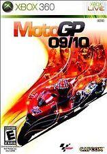 MotoGP 09/10 RE-SEALED Microsoft Xbox 360 GAME MOTO GP 2009 2010 2K9 2K10 09 10