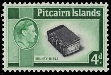 "PITCAIRN ISLAND 5A (SG5b) - King George VI ""Bounty Bible"" (pa81503)"