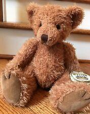 """Teddy Bear Harrison Russ 2002 Tags 100th Anniversary Issue Plush 14"""" Tall Euc"""