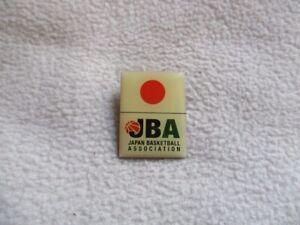 2020 Tokyo - Japan Basketball Association JBA pin