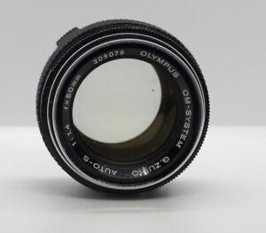Zuiko 50 mm f1,4