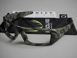 Authentic Oakley SI Gascan Desolve Bare Sunglasses Frame & Bag Only OO9014-12