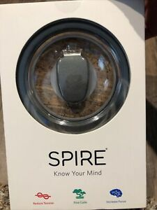 Spire Stone Know Your Mind Activity Tracker Stress Management And Fitness