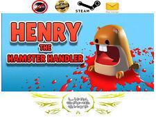 Henry The Hamster Handler PC Digital STEAM KEY - Region Free - For VR