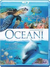 Oceani 3D (Blu Ray 3D/2D) Nuovo