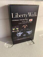 Liberty Walk Figur 1:18 Wataru Kato San Figure Diorama Mensch Person Modell