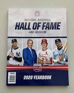2020 Baseball Hall of Fame Yearbook DEREK JETER NY YANKEES BUY BULK & SAVE