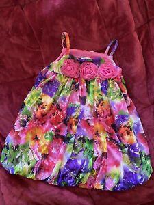 BONNIE JEAN Girl SUMMER DRESS 5 YEARS