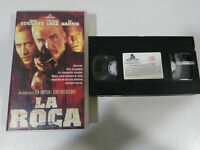 LA ROCA THE ROCK SEAN CONNERY NICOLAS CAGE VHS TAPE COLECCIONISTA CASTELLANO