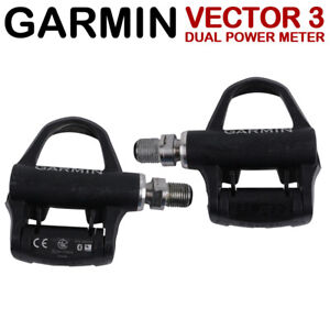 Garmin Vector 3 Dual Power Meter Cycling Pedal Bike Cycle Left Right