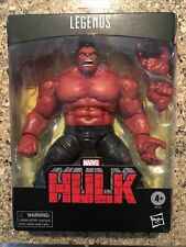 Marvel Legends Red Hulk Target Exclusive!!