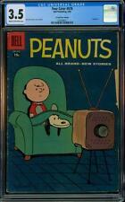 Four Color 878 CGC 3.5 - 15 Cent Price Variant - Peanuts #1