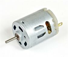 S365 High Power 12 VDC Motor for Model / Educational Use With Mounting Clip