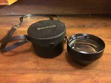 SANKYO Tele Converter X1.7 Lens Japan with Bag