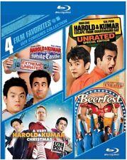 4 Film Favorites: Guy Comedies [New Blu-ray] Boxed Set
