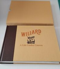 Willard A Life Under Canvas Deluxe Edition #56 of 150 - Magic Book
