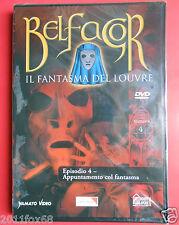 film,dvd,belfagor il fantasma del louvre,belphegor,le fantome du louvre,1965,tv
