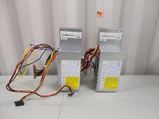 LOT OF 2 LITEON POWER SUPPLY 45J9446 PS-5241-01VA-ROHS 12V 17A 240W P6