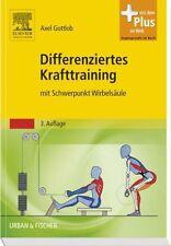 DIFFERENZIERTES KRAFTTRAINING Schwerpunkt Wirbelsäule, NEU/OVP