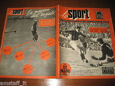 LO SPORT 1952/7=NORDAHL=MILAN LUCCHESE=VINCENZO PERRUUCHON=