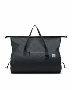 NWT Herschel Coast Duffle Trail Dry Water Resistant Bag Oversized 44L Black
