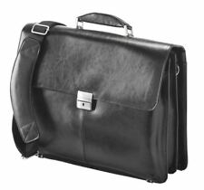 Leather Water Resistant Briefcase/Attaché Bags for Men