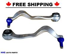2 Lower Front Forward Control Arms LH/RH for BMW E46 7 series Made in Taiwan