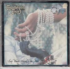 """Lay Your Hands On Me/ The Lewis Carol 7"""" : Thompson Twins"""