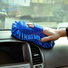 Microfiber Chenille Anthozoan Car Wash Window Cleaning Gloves Sponge Towel Cloth