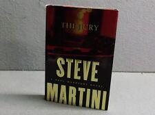 THE JURY  Steve Martini  A PAUL MADRIANI Novel Hardcover  Legal Thriller
