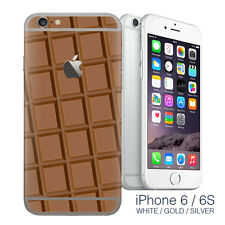Chocolate iPhone 6 wrap skin - iphone skins - covers for iphone