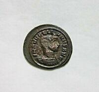 AURELIAN. AE ANTONINIANUS, 270-275 AD. ROME MINT, VICTORY REVERSE.