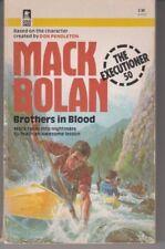Executioner #50: Brothers in Blood - PB 1983 - Don Pendleton - Mack Bolan