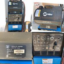 Miller Syncrowave 250 Cc Acdc Welding Machine W 4 Welder Cooler Pedal