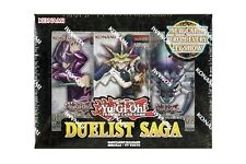 Yu-Gi-Oh Sealed NiB Duelist Saga 1st Edition Box 15 ultra rare cards ENGLISH