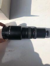tv zoom lens 18 108mm f2.5 Japan