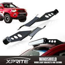 "Xprite 50"" Straight LED Light Bar Mounting Bracket Fits 05-15 Toyota Tacoma"