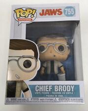 Funko Pop Movies: Jaws -Chief Brody Vinyl Figure Item #755