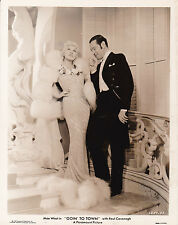 Mae West Paul Cavanagh Goin' To Town Alexander Hall Original Vintage 1935