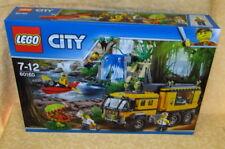 LEGO CITY 60160 LABORATORIO MOBILE NELLA GIUNGLA  7-12 anni cod.18906