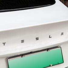 """Trunk """"Tesla"""" Letters Emblem for Tesla Model 3 & Y 2017-2021"""